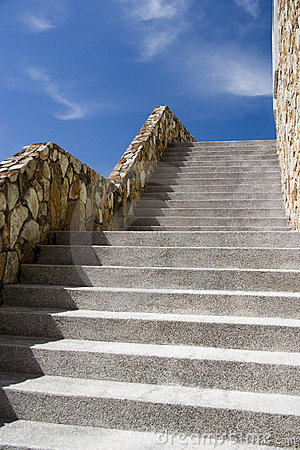 Free Stairway To Heaven Royalty Free Stock Photography - 1939967