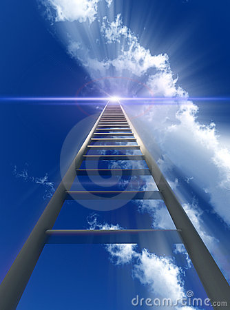 Free Stairway To Heaven Royalty Free Stock Image - 2557446