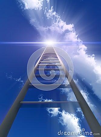 Free Stairway To Heaven Royalty Free Stock Photo - 2557455