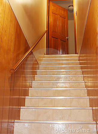 Free Stairway To Open Door Stock Photo - 4510910