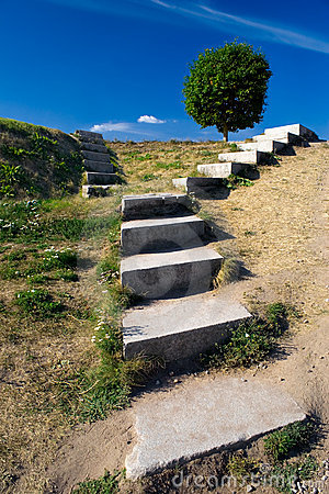 Free Stairways To The Sky-2 Stock Images - 1163354