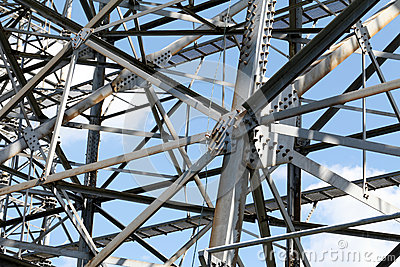 Stalowa struktura