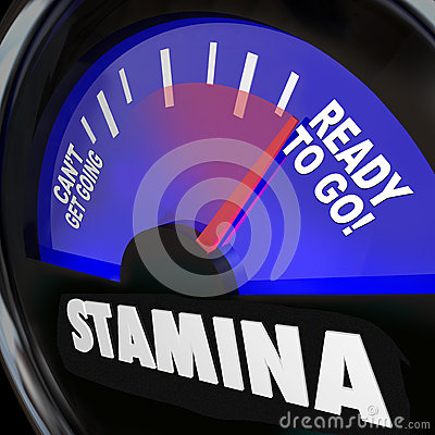Free Stamina Fuel Gauge Drive Power Energy Increase Royalty Free Stock Photography - 34691467