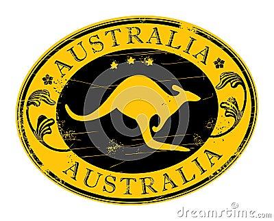 Stamp - Australia