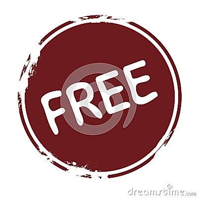 Stamp: free