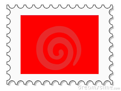 Stamp for picture rate 4:3