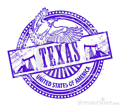 Stamp Texas