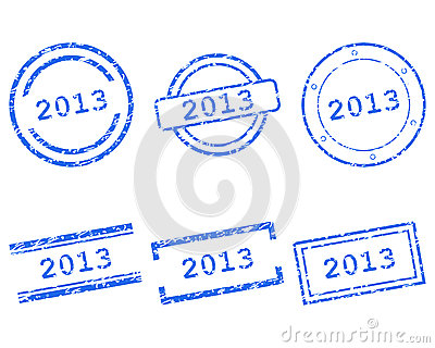 Stamps 2013