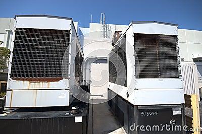 Stanby Diesel Generator Units