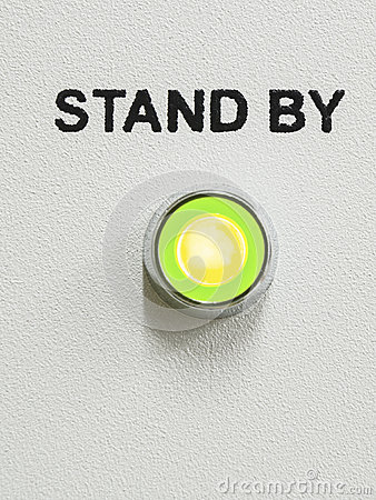 Stand by indicator