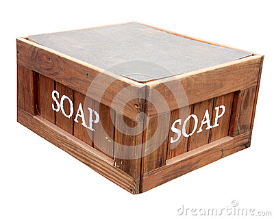 Stand On Your Soapbox