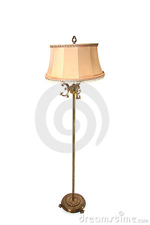 Free Standard Lamp Royalty Free Stock Image - 4660266
