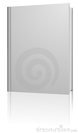 Standing blank book