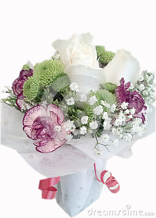 Standing Bouquet of Flowers