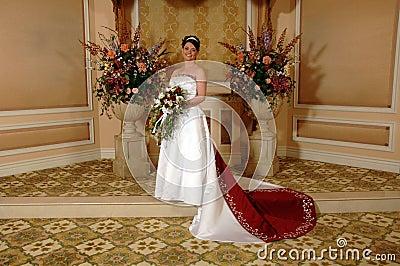 Standing Bride