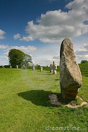 Free Standing Stones Royalty Free Stock Images - 326059