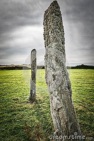 Free Standing Stones Royalty Free Stock Photos - 44462658