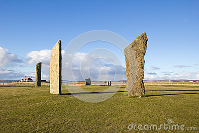 Stenness in late afternoon