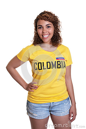 young colombia:
