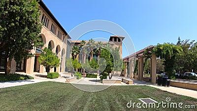 Stanford Palo Alto stock video