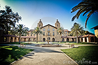 Stanford union