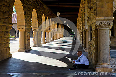 Stanford University Editorial Image