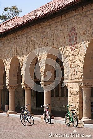 Stanford University Quad Bikes