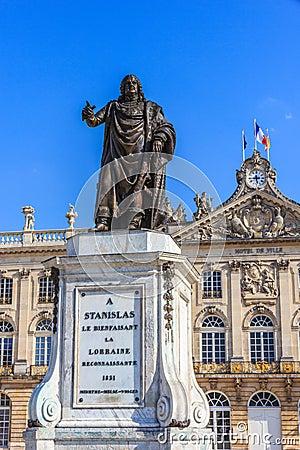 Stanislav monument