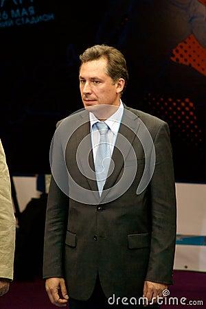 Stanislav Pozdnyakov Fotografia Editorial