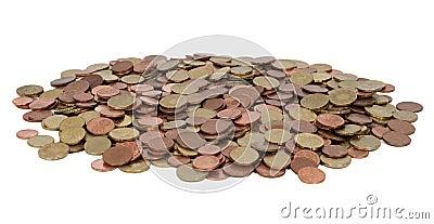 Stapel van geld