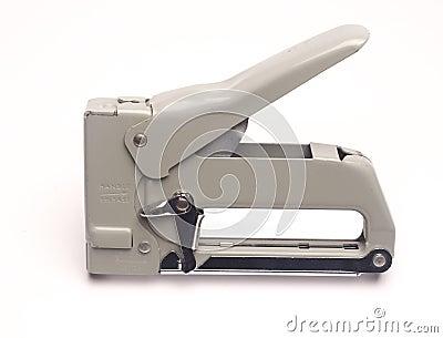 Staple gun  heavy duty tool