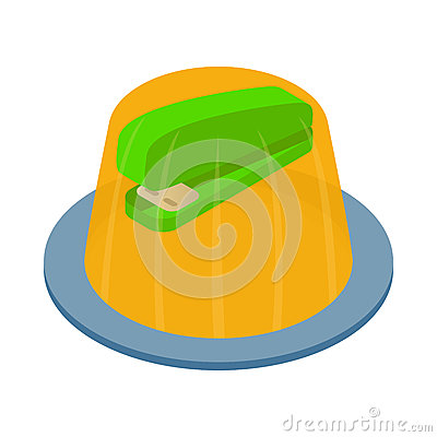 Free Stapler In The Jelly Icon, Isometric 3d Style Royalty Free Stock Photography - 79517767