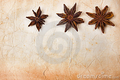 Star Anise Paper