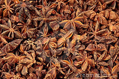 Star anise spices