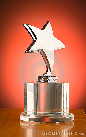 Free Star Award Stock Images - 13336434