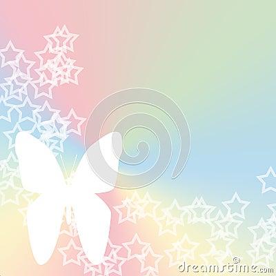 Star Butterfly pastel