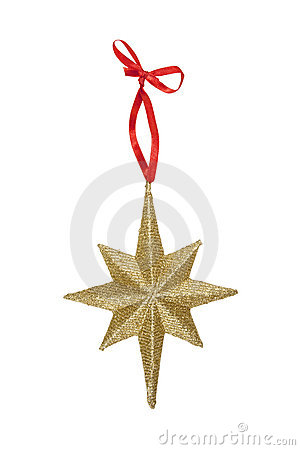 Star Christmas Ornament