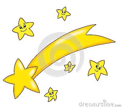 Star comet