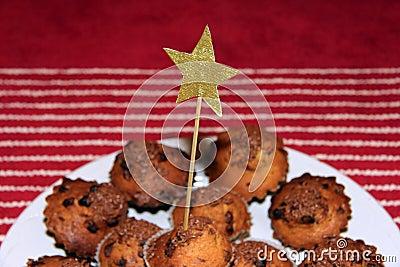 Star dessert
