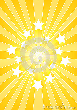 Free Star Explosion Royalty Free Stock Photography - 24799807