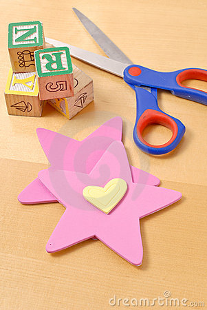 Star and Heart Shapes