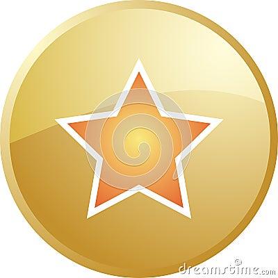 Star navigation icon