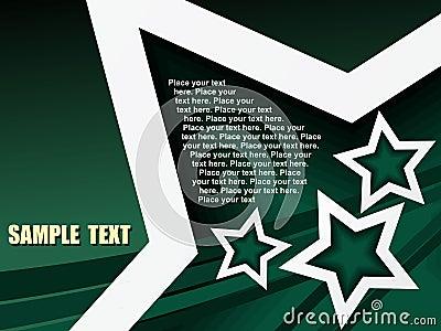 Star Sample Text