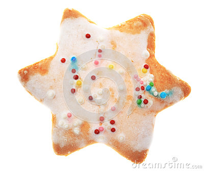 Star-shaped Cookie