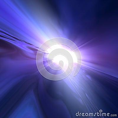 Star Space Horizon Background