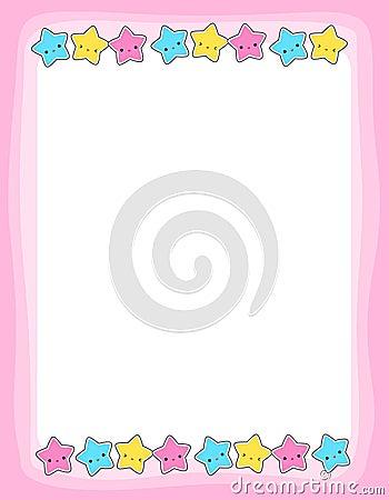 Free Star Stars Border Stock Images - 12202954