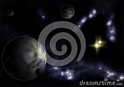 Star System Altar