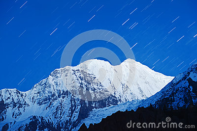 Star treks in Himalayas