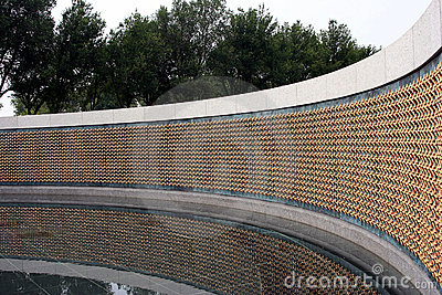 Star Wall of WWII Memorial