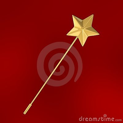 Free Star Wand Stock Images - 694884